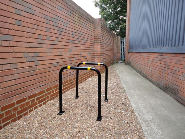 Sheffield Cycle Stand - Hi Vis Recommended by National Cycling Association image