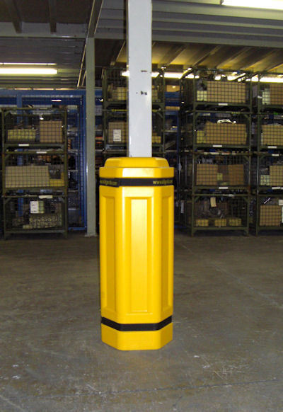 Column Protector Slimline Impact Protection For Columns