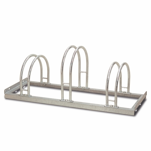 Bicycle Rack for 2 to 6 bikes. Commercial or Domestic use - Easy self assembly. image