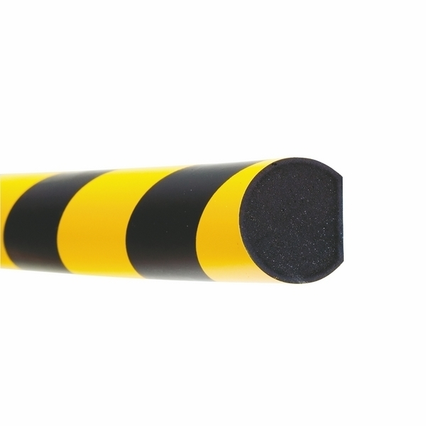 422f1143 traffic line impact protection pu    semi circ. surface   b y