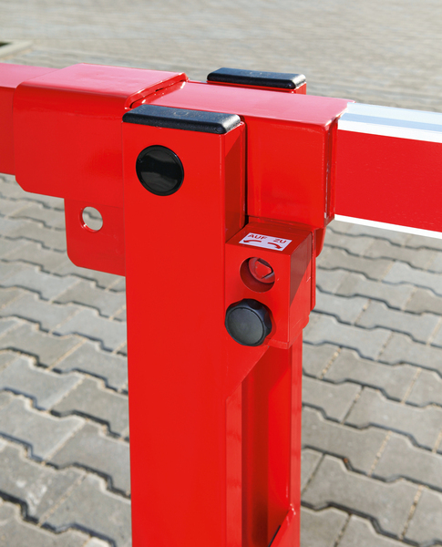 Arm Barrier - Includes fixed support post image
