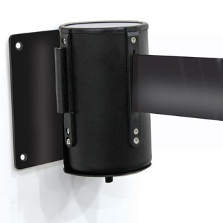 Wall mounted belt barrier 1 1 listing
