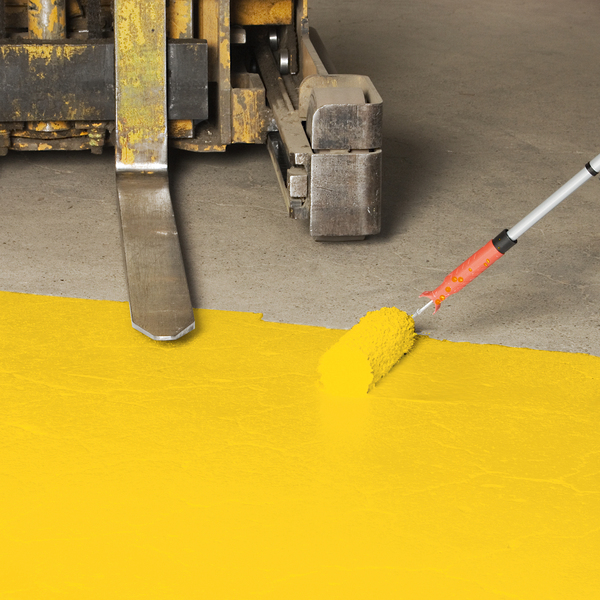 Paint Anti Slip Floor Coating Suitable For Heavily