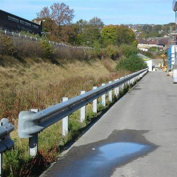 Crash barriers off road safety m beam · direct
