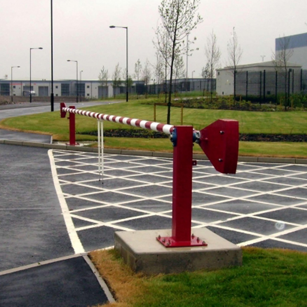 Manual Arm Barrier 3m 7m Great Value 183 Barriers Direct