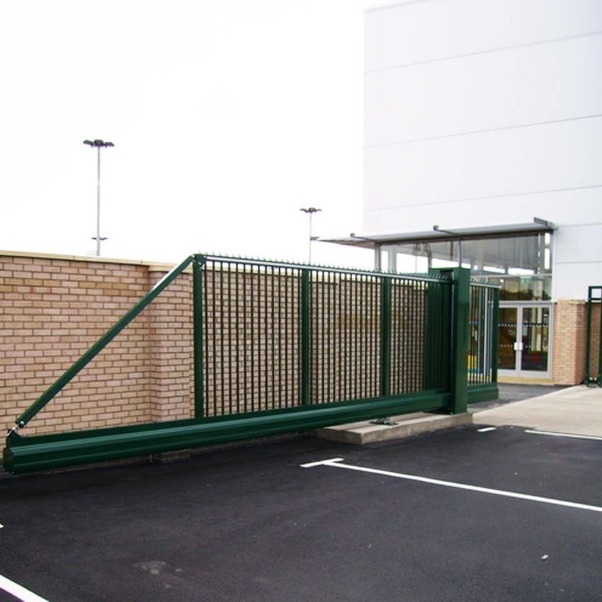 Manual Cantilever Sliding Gate COMMERCIAL USE image