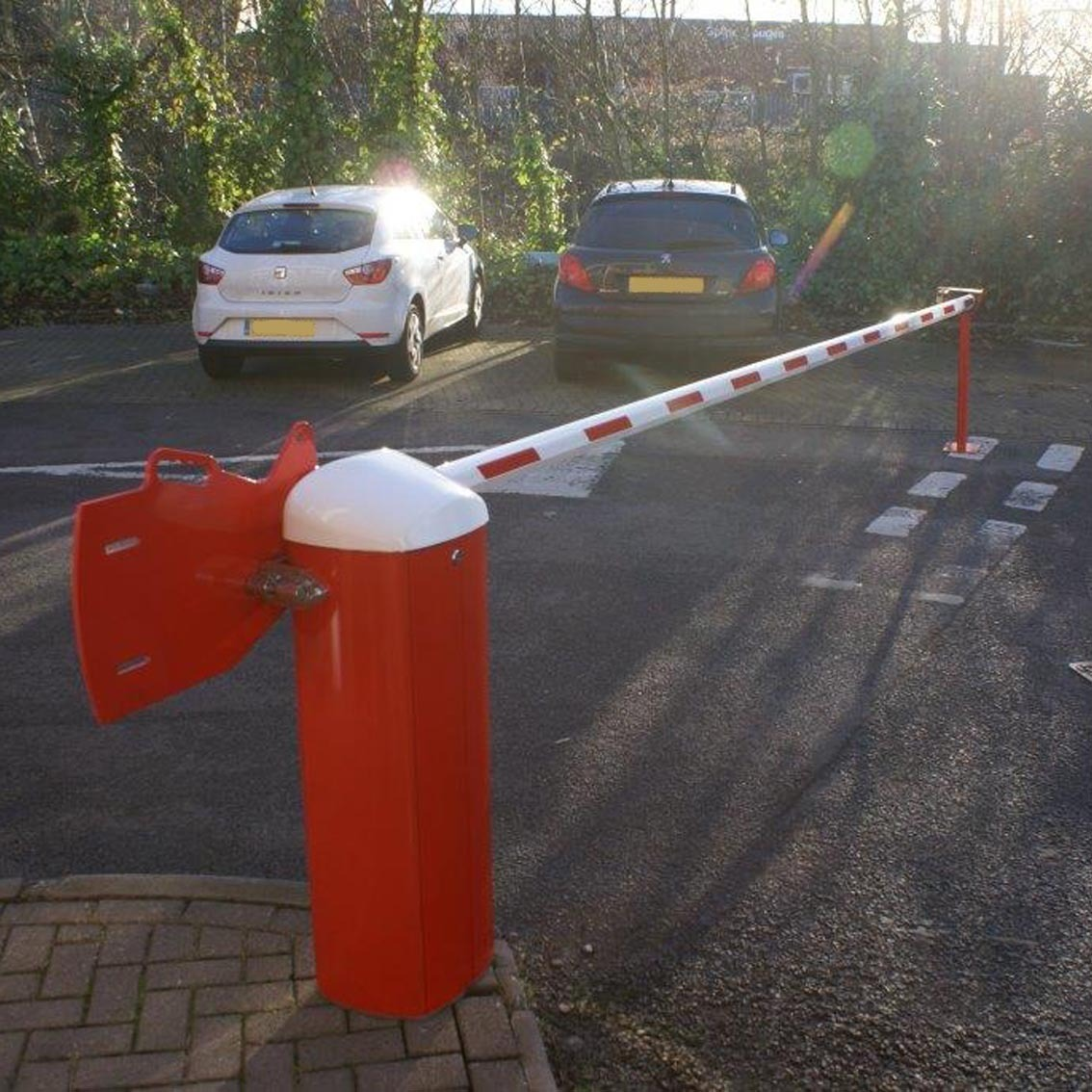 design manual barrier free access