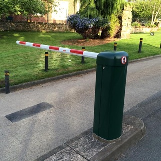 Automatic Rising Arm Barrier - Eco - NEW STYLE