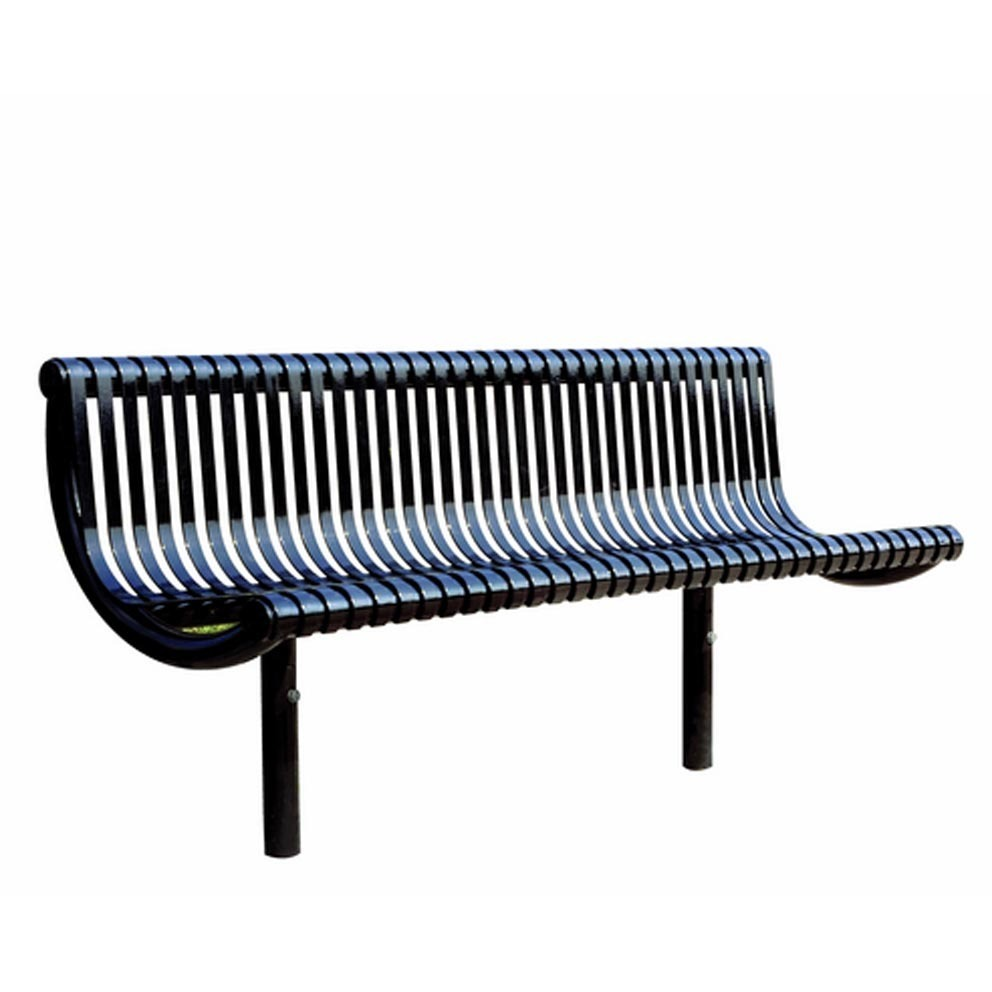 "Bench and Seat Mild Steel ""Festival"" Park/Outdoor from Marshalls image"