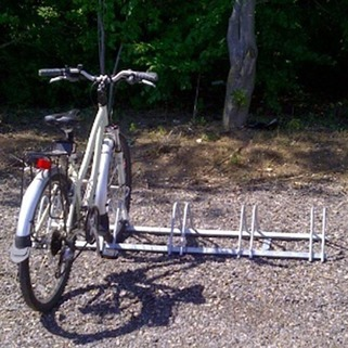 Bike Rack for 3 or 5 Bikes - extensions available