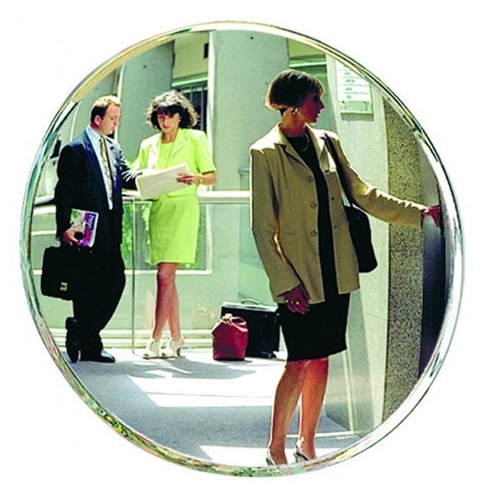Indoor Security Mirrors - Ideal for shops, hospital, reception area - VIALUX image
