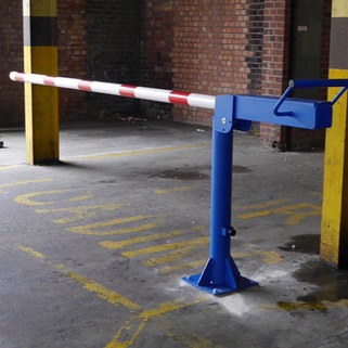New manual arm barrier1 listing