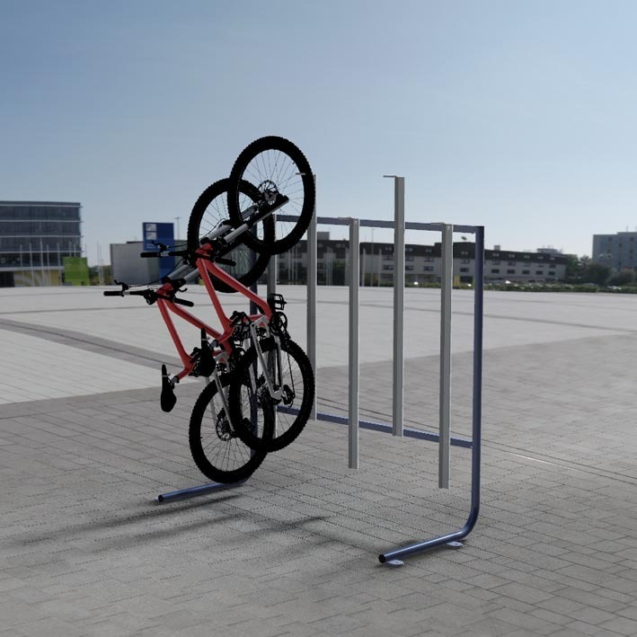 Vertical Bike Rack Architects Favourite Barriers Direct
