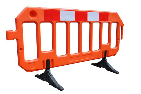 Gate Barrier - Complies with Chapter 8 Streetworks
