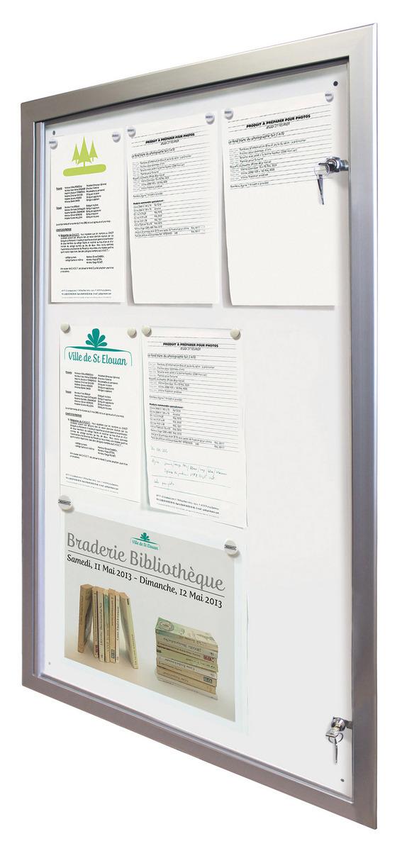 Notice Board Eco 100 Indoor A Slim Elegant Indoor Poster