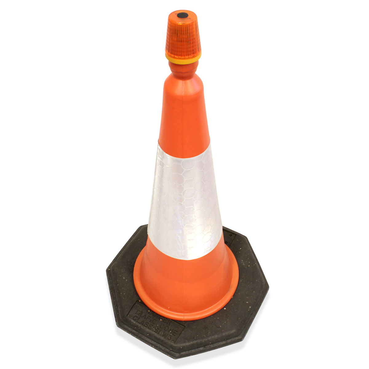 Traffic Cone Safety Lights (10 Pack) Robust and conform to IP54 standards.  image