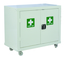 First Aid  Cupboards -Floor standing, wall mounted or mobile cupboards. image