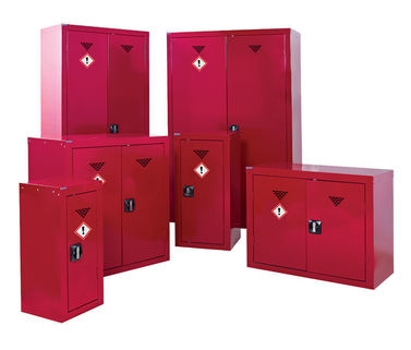 Storage Cupboards for Pesticide & Agrochemical to meet your legal responsibility