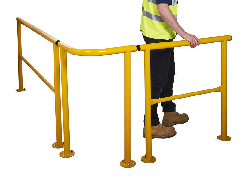Guard Rails- Ideal for warehouse or industrial environment. image