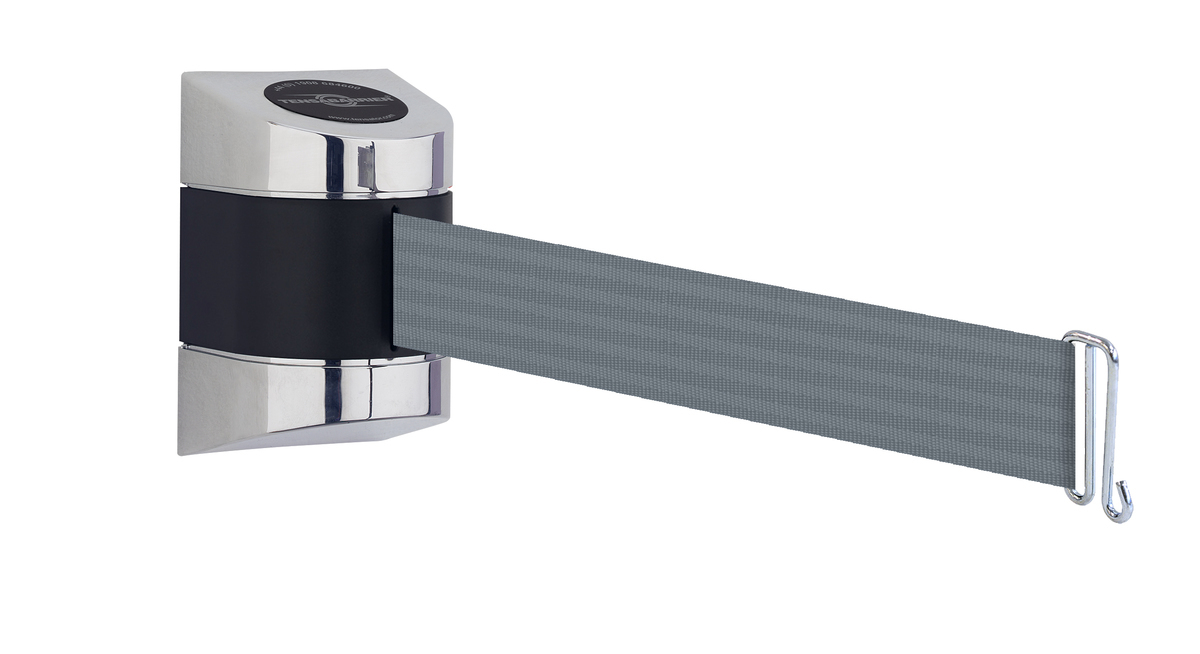 Tensabarrier 174 Wall Mounted Stretch Barrier Midi With