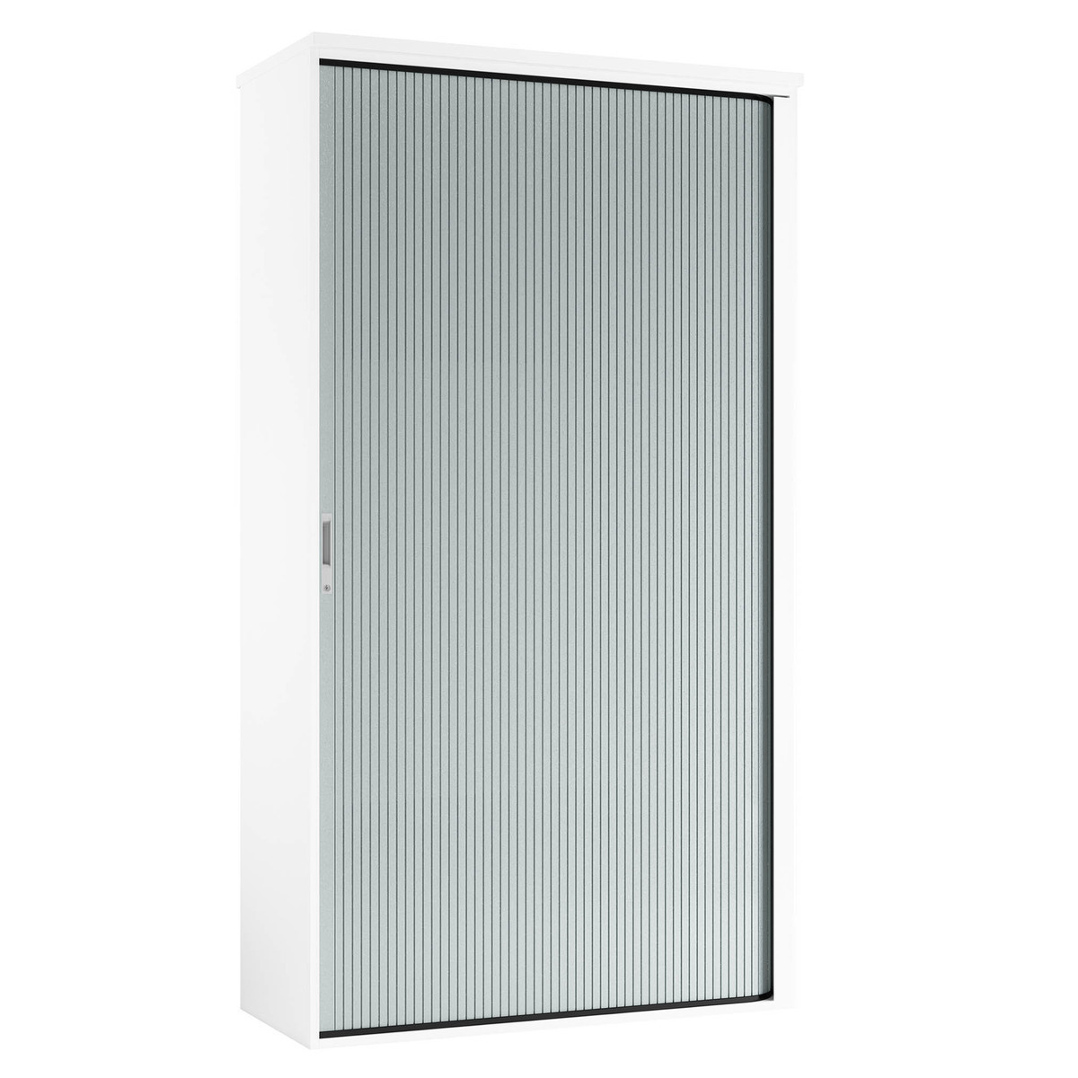 Storage Units With Space Saving Sliding Doors Barriers Direct