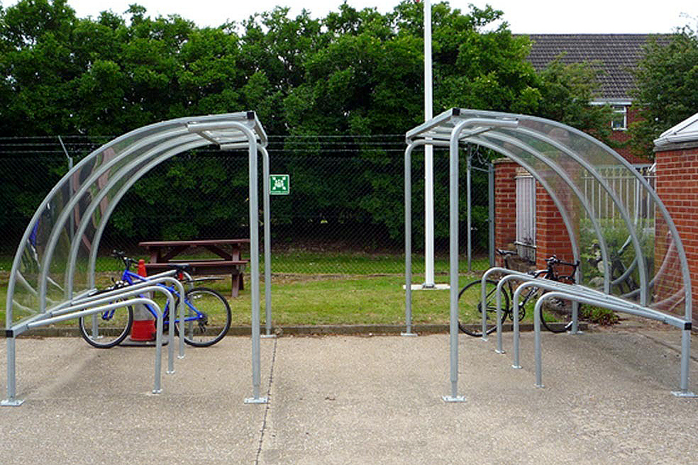 Vs1 cycle shelters