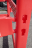 Safety Barrier - Board System HDPE Traffic-Line image