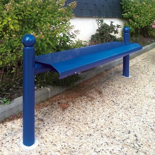Bench for Park/Outdoor - Lugano -  PROCITY®
