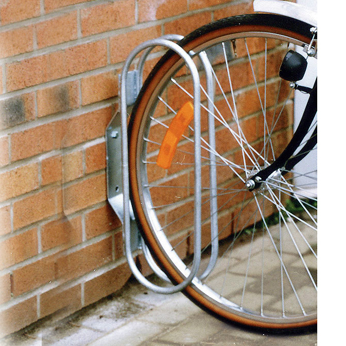 Bicycle rack - Wall Mounted - 10 year guarantee PROCITY- Easy to install image