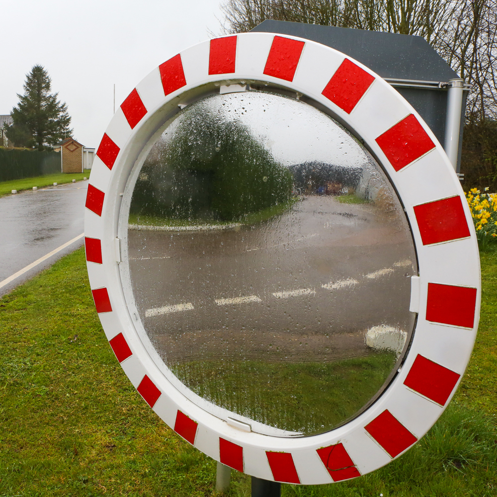 Road Traffic Mirrors - Best quality image - unbreakable VIALUX®  image