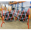 Safety Barrier Steel Expanding - 3m Wide 1m high image