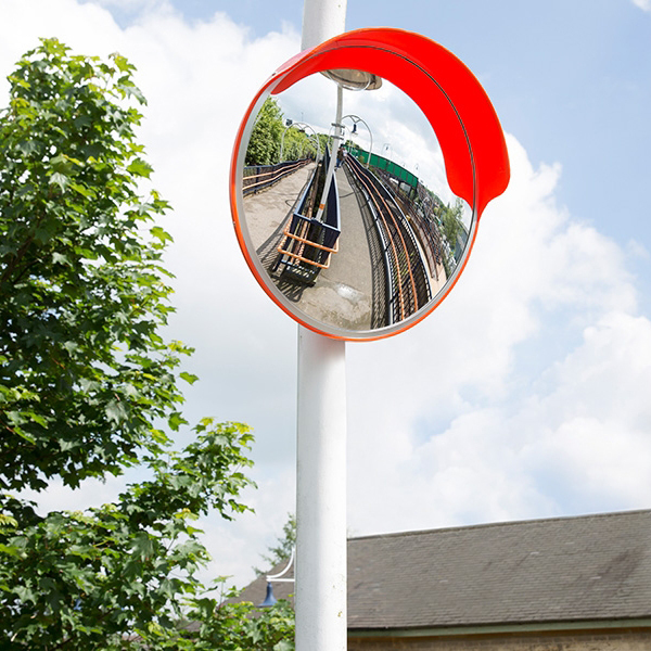 Traffic Mirror Products For Road Safety Barriers Direct