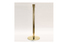 Tensator® Classic Polished Brass Post and Rope for use in traditional environments  image