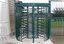 Full height turnstiles pf4000fh