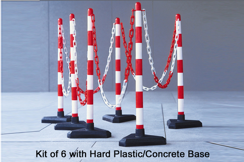 Traffic Bollards UK I Traffic Cones | Barriers Direct