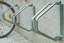 Wall mounted cycle stand 2
