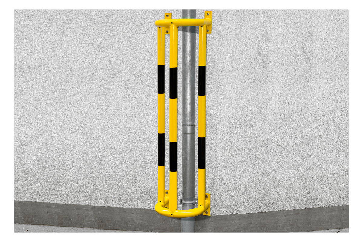 Vertical Pipe Protectors-Wall Mounted  image