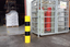 Bollards Covers-Bollards Sleeve to Protect Steel Bollards from weathering and erosion image