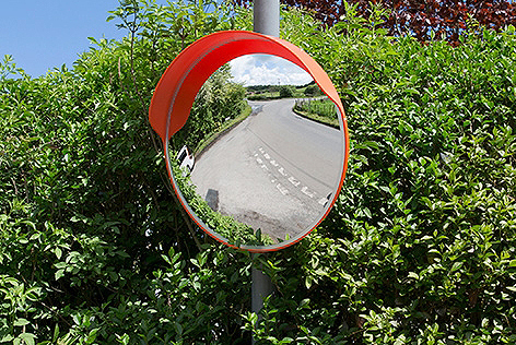 Traffic mirrors   Road Mirrors   Convex Road Safety Mirrors
