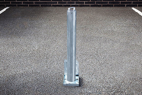 Telescopic Parking Post provide great access control