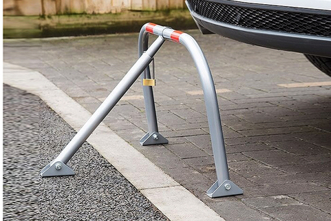 Our Folding Parking Posts Are Perfect For Car Park Bays