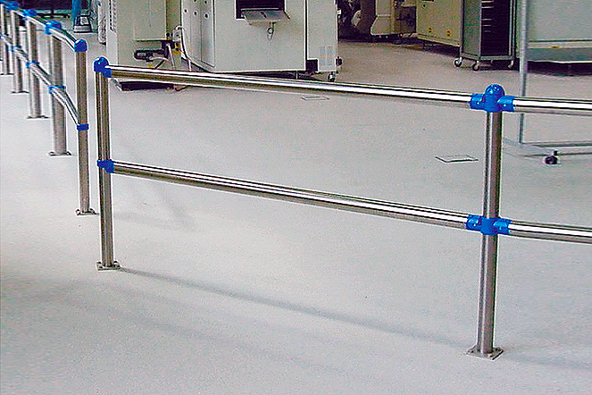 Railing System in Stainless Steel combining efficiency with elegance image