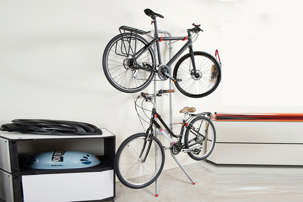 new specials buy best cheapest Gravity Rack- Michelangelo (2 Bike) by DELTA · Barriers Direct