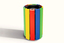 Multi colour junior litter bin