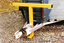 Bulldog Security Trailer  'T' Post. Gives serious protection to trailers and horse boxes. image