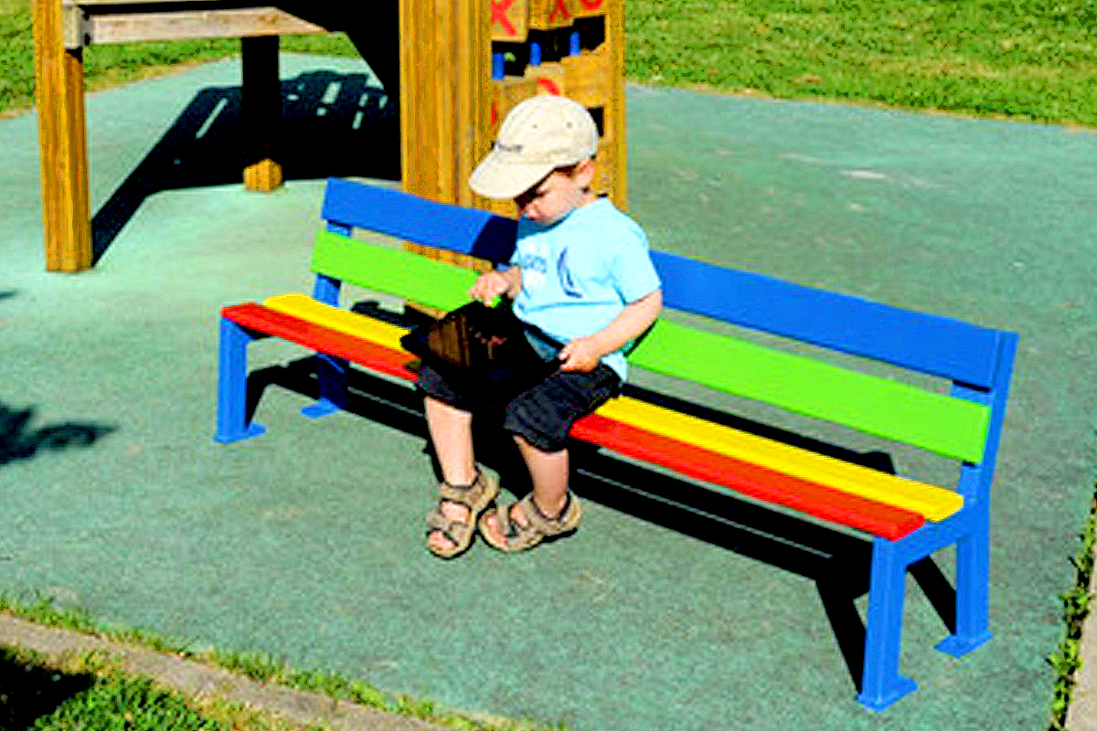 Children's Seat - Nursery & Primary School - 2 sizes avail image