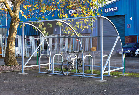 Cycle Shelter - Cost effective best selling cycle shelter
