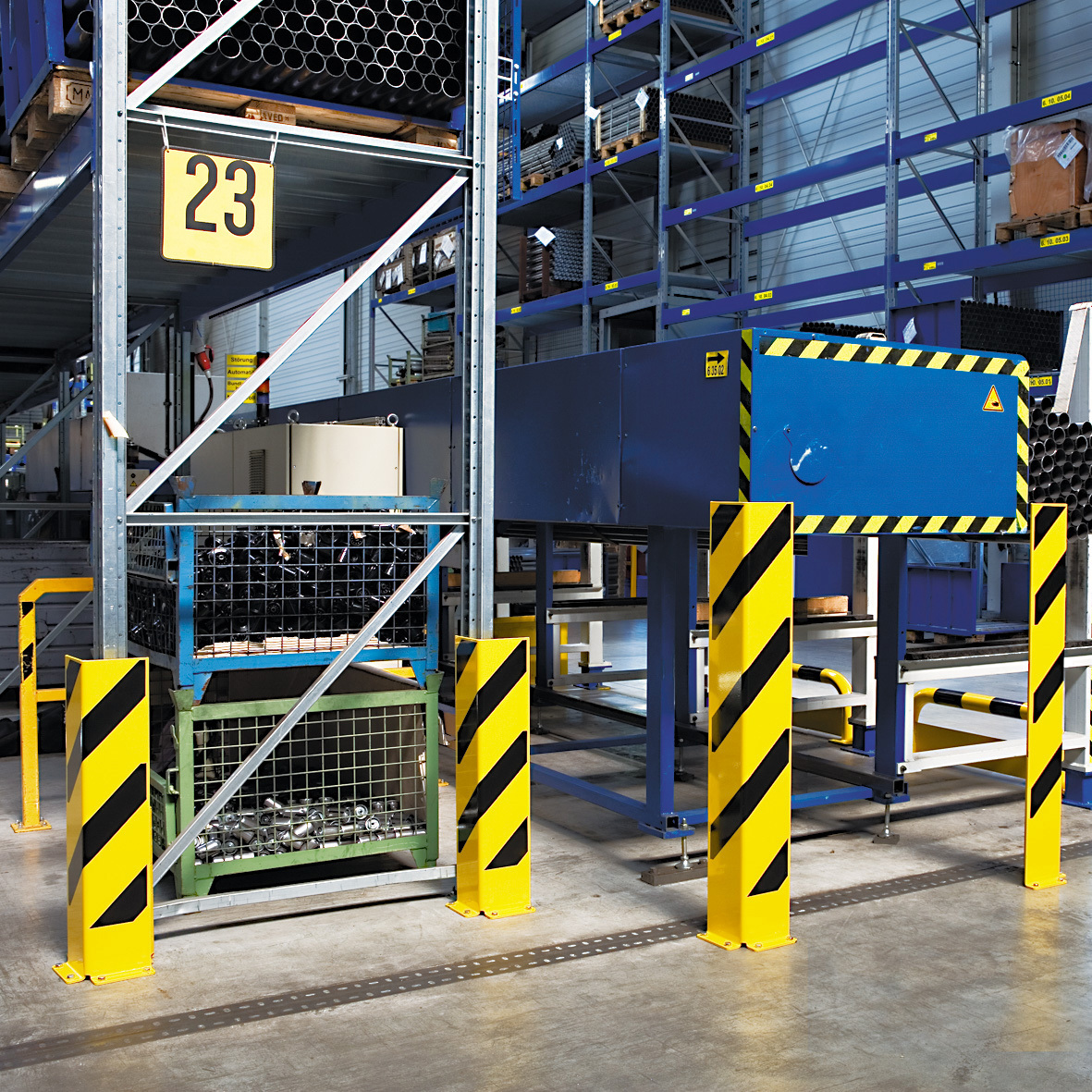 Pallet Racking Protectors image