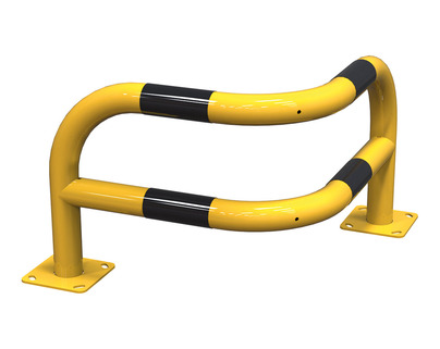 Hoop Barriers - Corner protection - small version
