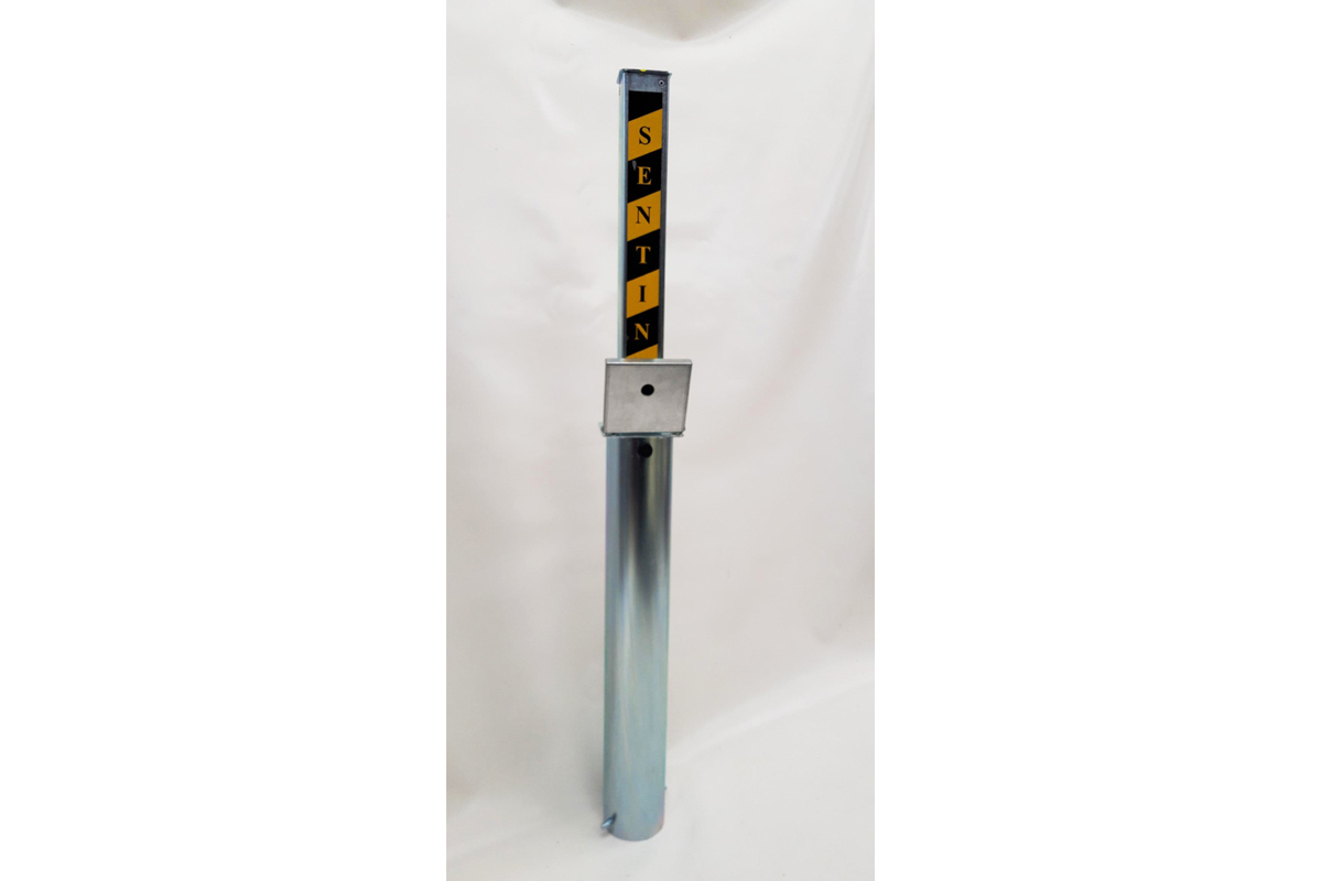 Telescopic Post 'Sentinel' Top Locking - Perfect for private drives image